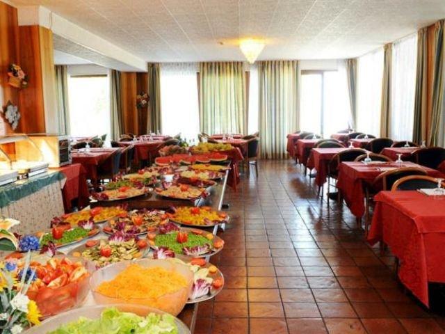 San Zeno di Montagna - Hotel Jolanda *** - restaurant