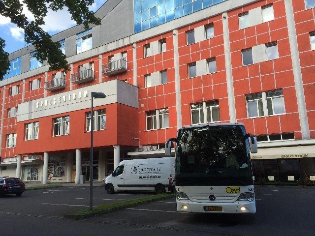 Svit - Hotel Spolcentrum *** - aanzicht