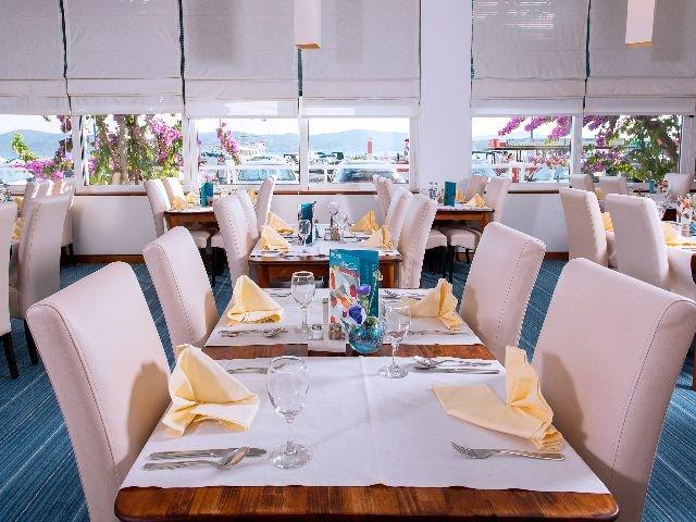 Biograd - Ilirija Resort Biograd *** - restaurant
