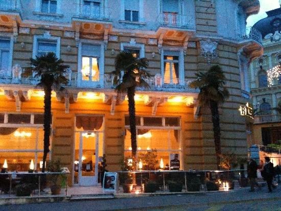 Opatija - Hotel Bristol **** - aanzicht