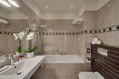 Opatija - Hotel Bristol **** - badkamer