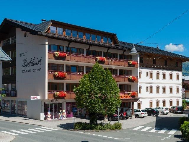Kirchberg - Hotel Bechwirt *** - aanzicht