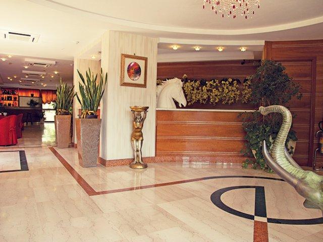 Castellamare di Stabia - Hotel Paradiso *** - receptie