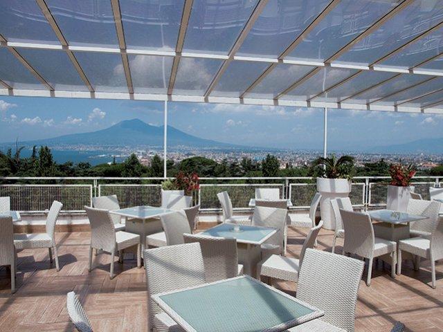 Castellamare di Stabia - Hotel Paradiso *** - dakterras