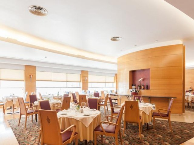 Portugal - Lissabon - Hotel Roma - restaurant