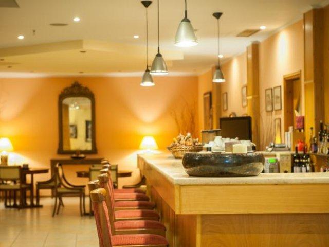 Griekenland - Olympia - Hotel Neda - bar