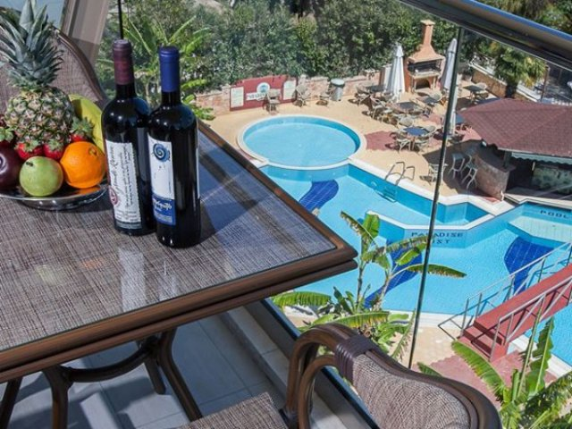 Griekenland - Tolo - Hotel Paradise Lost - zwembad
