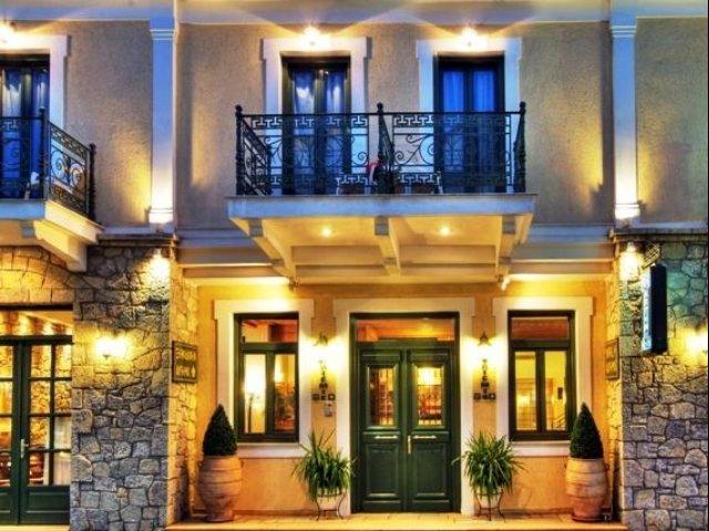 Hotel Pan/Hotel Artemis