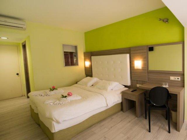 Griekenland - Lefkada - Hotel Lefkas - 2-persoonskamer