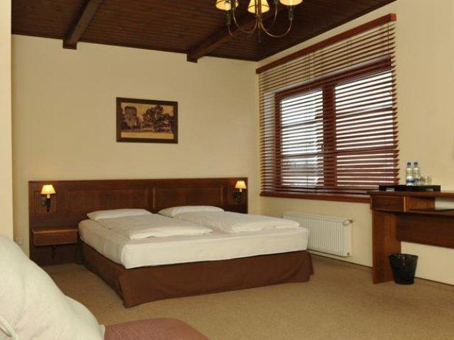 Sigulda - Hotel Aparjods *** - voorbeeldkamer