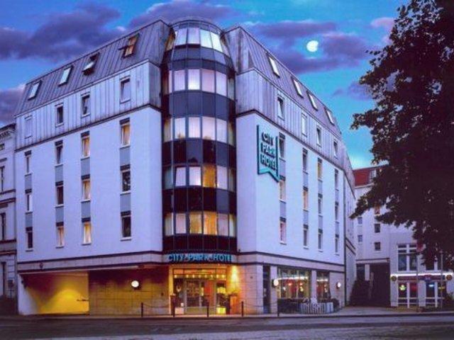 Frankfurt (Oder) - Hotel City Park *** - hotelaanzicht
