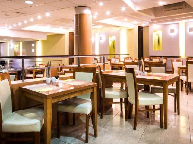 Warschau - Best Western Felix *** - restaurant