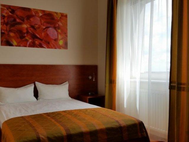 Pruszcz Gdański - Hotel Górski *** - voorbeeldkamer