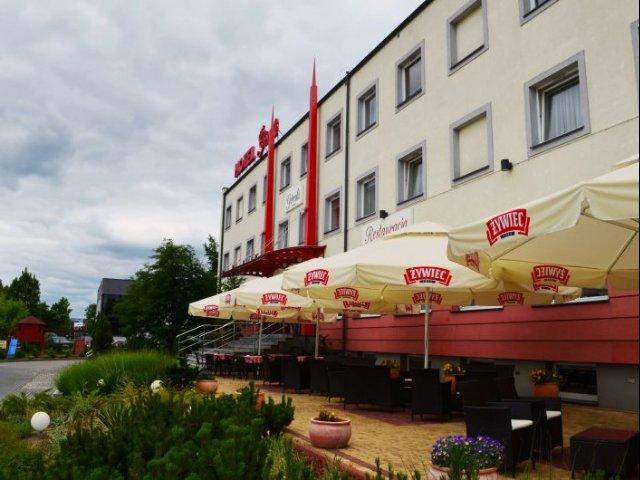 Pruszcz Gdański - Hotel Górski *** - hotelaanzicht