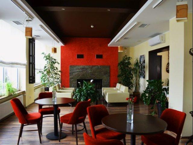 Pruszcz Gdański - Hotel Górski *** - lounge