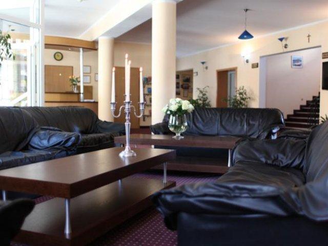 Mragowo - Hotel Huszcza *** - lobby
