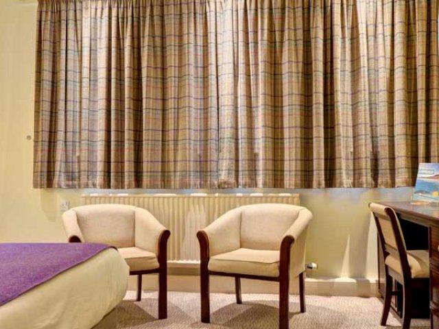 Groot-Brittannië - Buiten Hebriden - Stornoway - Caladh Inn