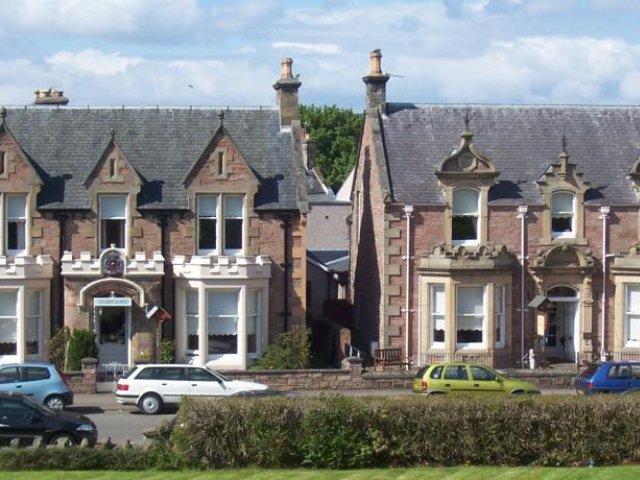 Groot-Brittannie - Schotland - Inverness - Ardross Glencairn Guesthouse