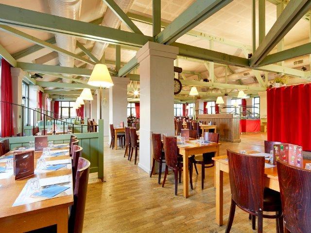Disneyland Paris -Hotel Kyriad - restaurant