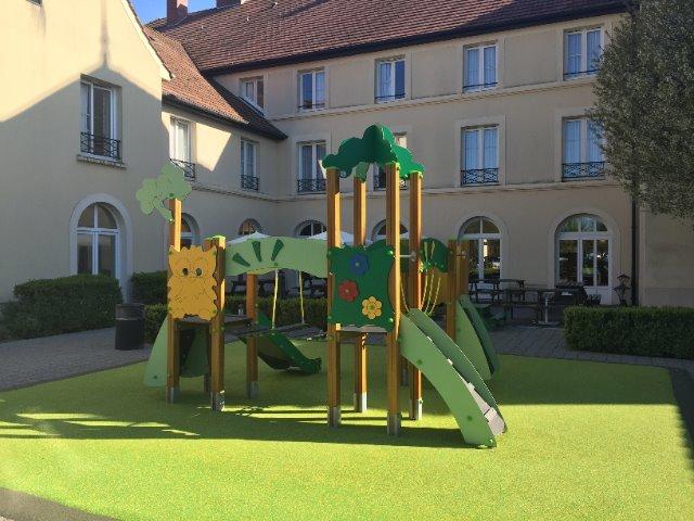 Disneyland Paris - Hotel Campanile Val de France - speeltoestel