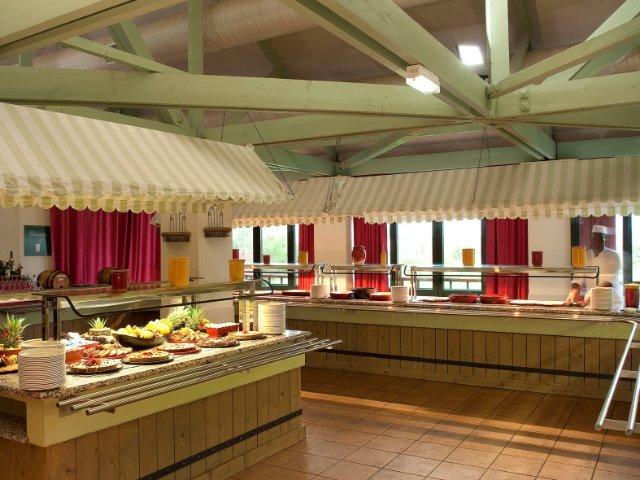 Disneyland Paris - Hotel Campanile Val de France - restaurant