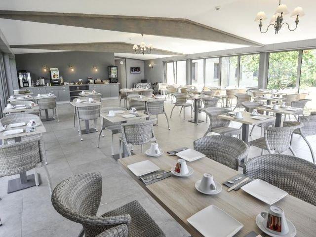 Rocamadour - Hotel Relais Amadourien - restaurant