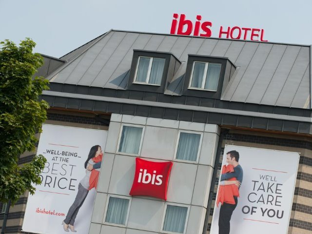 Hotel Ibis Aalst Centrum***