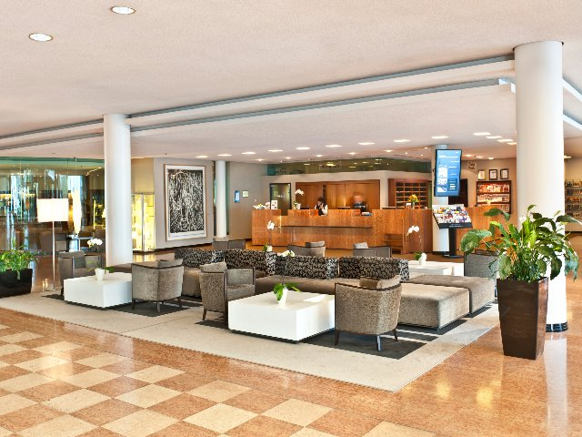 Radebeul - Radisson Blu Park Hotel **** - lobby
