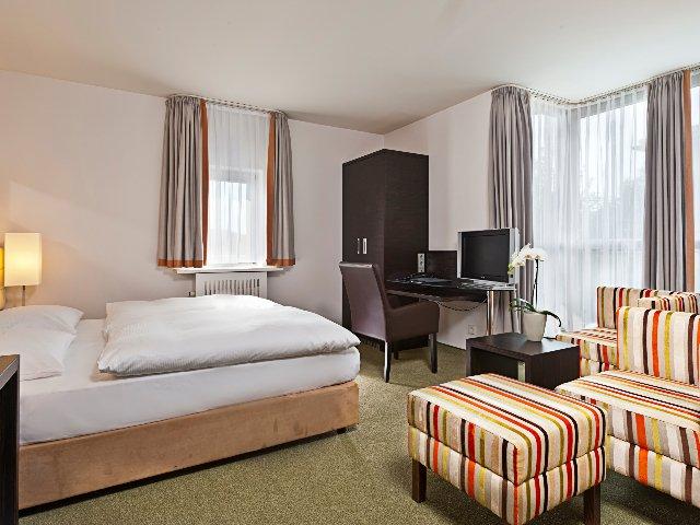 Radebeul - Radisson Blu Park Hotel **** - 2-persoonskamer