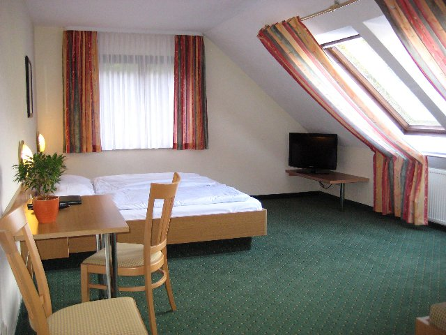 Schriesheimer dal - Hotel scheid *** - 2-persoonskamer