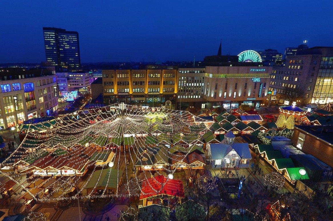 Oad: Kerstmarkt Essen
