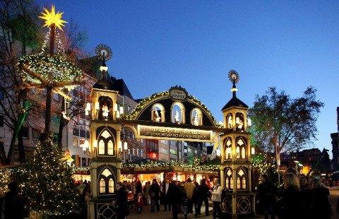 Kerstmarkten Keulen En Aken Oad Busreizen Oad Duitsland