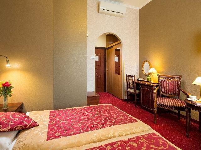 Wieliczka - Hotel Galicja - voorbeeldkamer