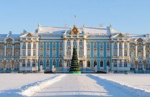 Kerstspecial Sint-Petersburg vertrek 22 december - Oad busreizen