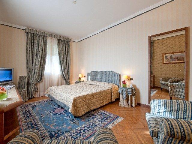 Montecatini Terme - Hotel Nizza et Suisse **** - 2-persoonskamer