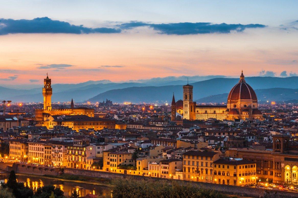 Kerst en nieuwjaarsreis Toscane Bloemenriviera