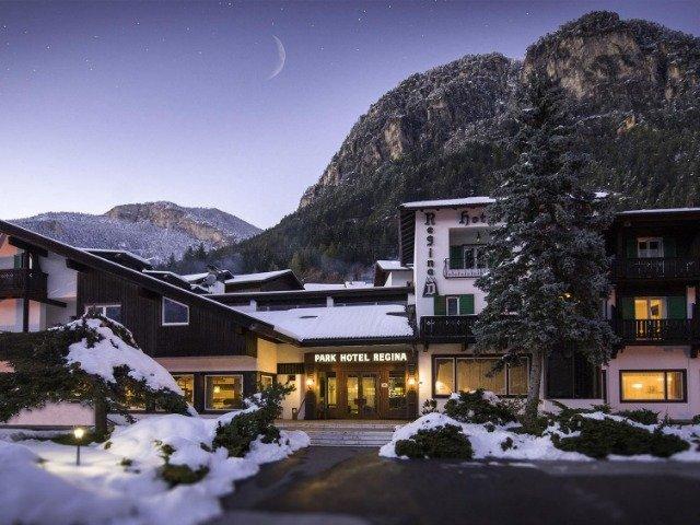 Panchiá - Hotel Regina Delle Dolomiti *** - aanzicht