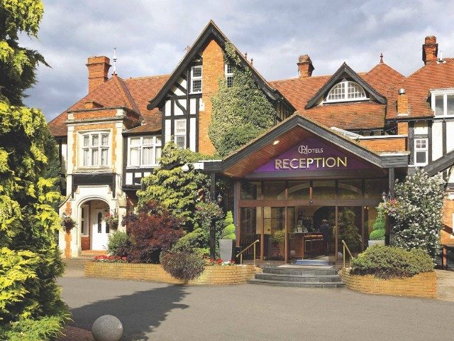 Chestford Grange Hotel ****