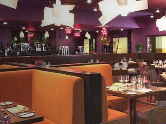 Kent - The Ashford International Hotel **** - restaurant