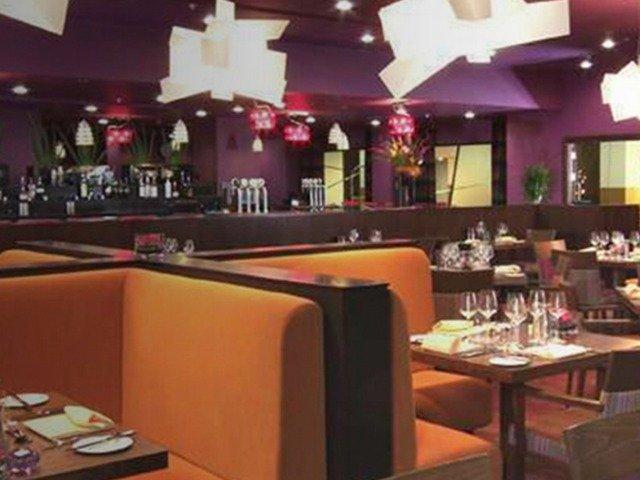 Kent - The Ashford International Hotel **** - restaurant
