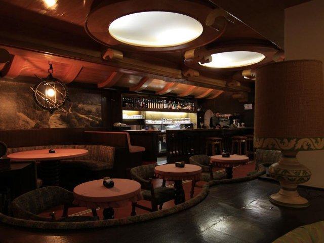 Panchiá - Hotel Regina Delle Dolomiti *** - bar