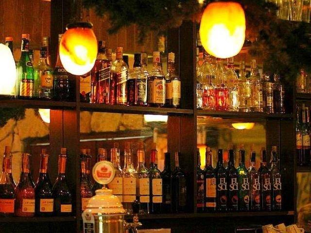 Wieliczka - Hotel Galicja - bar