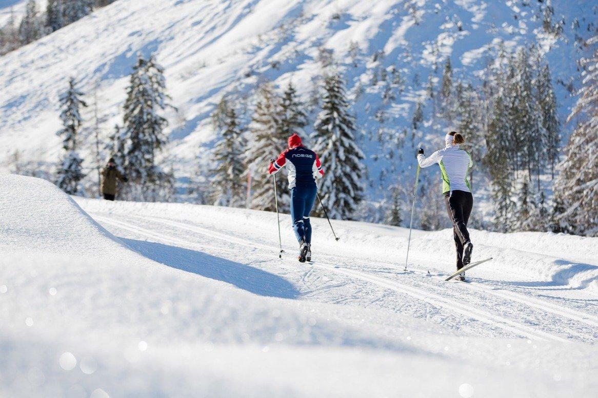 Langlaufen en wandelen door het mooie Alpbachtal
