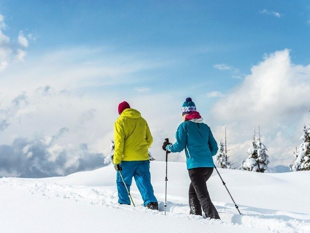 Oostenrijk - Winterwandelen