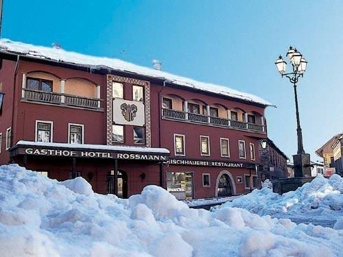 Hotel Rossmann ***