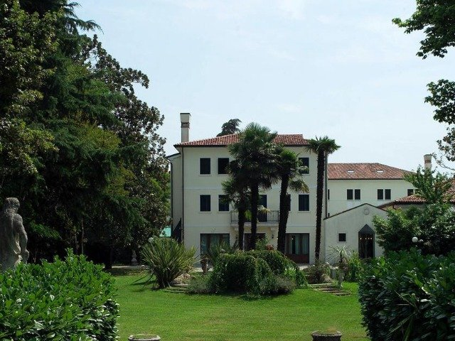 Treviso - Villa Pace Park Hotel Bolognese **** - aanzicht