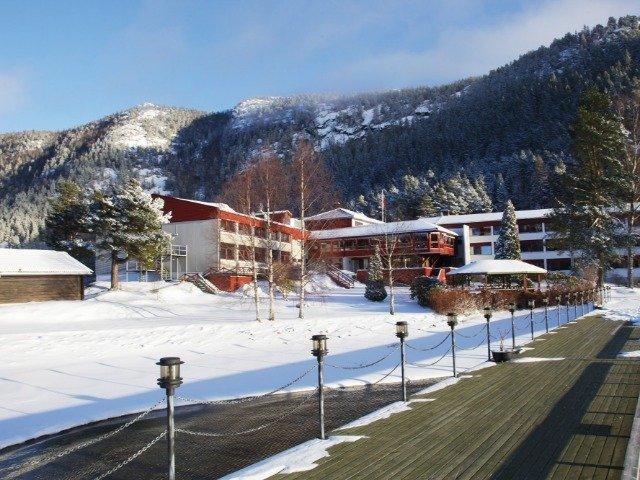 Setesdal - Revsness Hotel *** - aanzicht