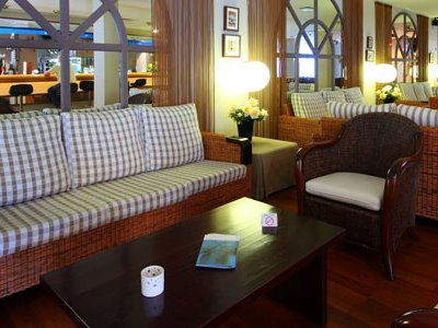 Paguera - Hotel Valentin Reina **** - lounge