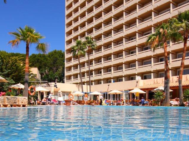 Paguera - Hotel Valentin Reina **** - zwembad