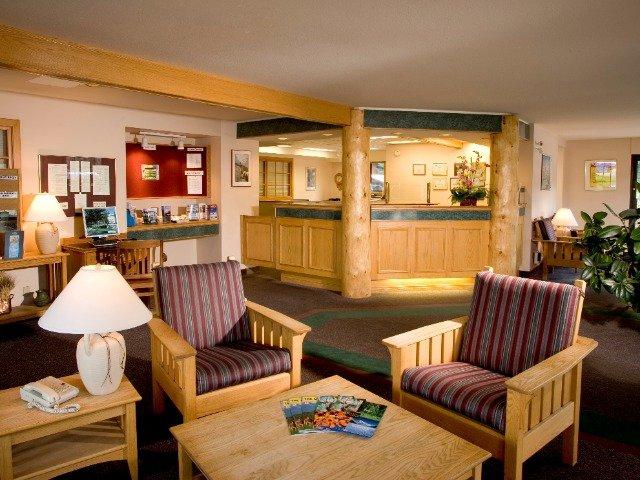 Jasper - Marmot Lodge *** - receptie